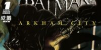 Batman: Arkham City (Volume 1)/Gallery