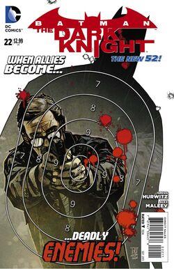 Batman The Dark Knight Vol 2-22 Cover-1