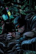 Forever Evil Aftermath Batman vs Bane Vol 1-1 Cover-1 Teaser