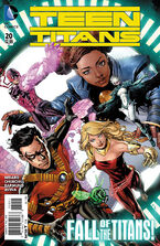 Teen Titans Vol 5-20 Cover-1