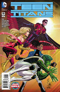 Teen Titans Vol 5-19 Cover-2