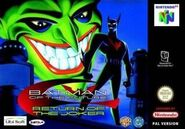 Batman Beyond Return of the Joker (Video Game) 5