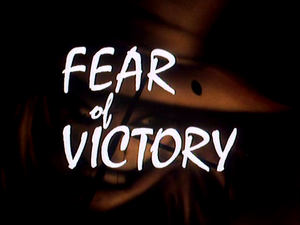 Fear of Victory