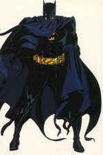 90s Batman No Shorts 1