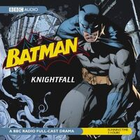 Batman Knightfall (Audio CD)