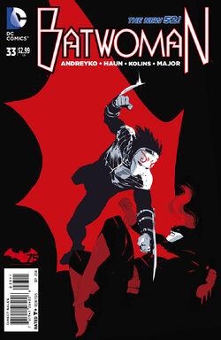 Batwoman Vol 1-33 Cover-1