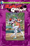 Harley Quinn Vol 2 Futures End-1 Cover-1