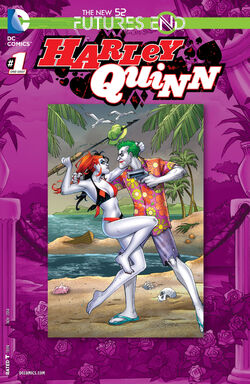 Harley Quinn Vol 2 Futures End-1 Cover-1