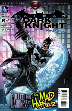 Batman The Dark Knight Vol 2-20 Cover-1