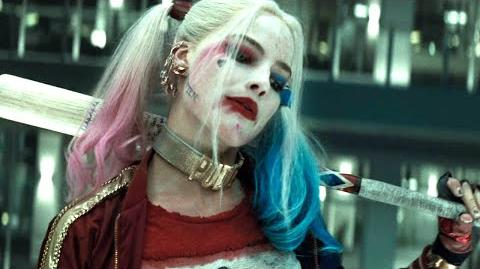 SUICIDE SQUAD - Official 'Harley Quinn' Trailer (2016) DC Superhero Movie HD-2