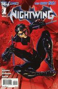Nightwing Vol 3-1 Cover-2