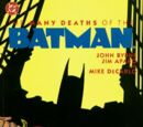 The Many Deaths of the Batman