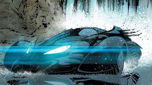 Batmobile New 52