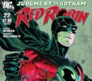 Red Robin Issue 22
