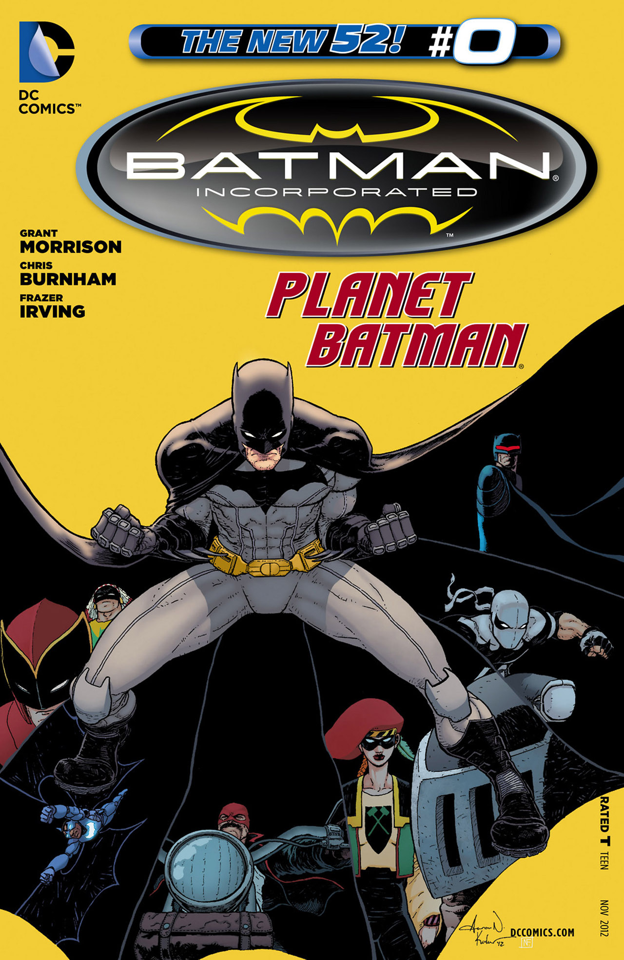 BATMAN: Zero Year Dark City Vol 5 by Greg Capello  9781401248857 Free Ship OZ
