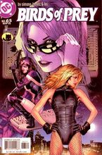 Birds of Prey 65c