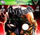 Batman: Arkham City Issue 2
