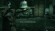 Batman vs the head of the demon 3