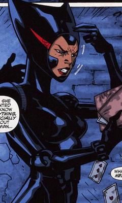 Catwoman III New Earth