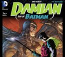 Damian: Son of Batman (Volume 1) Issue 1