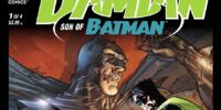 Damian: Son of Batman (Volume 1)/Gallery