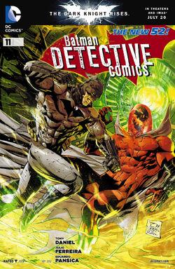 Detective Comics Vol 2-11 Cover-1