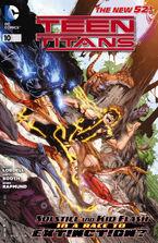 Teen Titans Vol 4-10 Cover-1