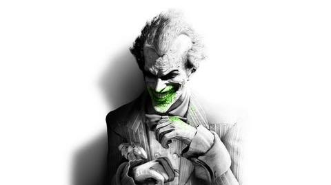 """""""We could both actually die here tonight!"""" - Batman Arkham City"""