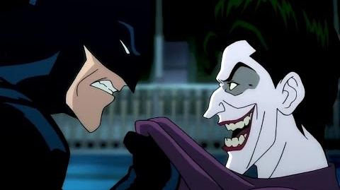 BATMAN THE KILLING JOKE Official Trailer (2016) Kevin Conroy, Mark Hamill Superhero Movie HD