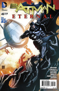 Batman Eternal Vol 1-45 Cover-1