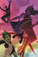 Teen Titans Vol 5-5 Cover-1 Teaser