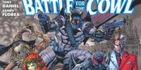 Batman: Battle for The Cowl 3