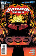 Batman and Robin Vol 2-2 Cover-1