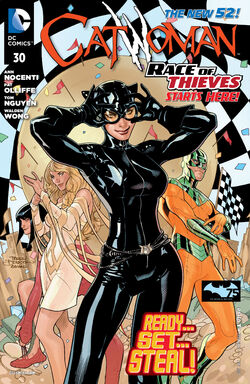 Catwoman Vol 4-30 Cover-1