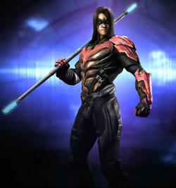 Regime Nightwing