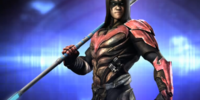 Regime Nightwing (Injustice: Gods Among Us)