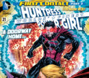 Worlds' Finest (Volume 5) Issue 21