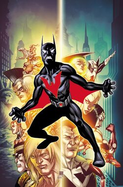 Batman Beyond Vol 6-1 Cover-1 Teaser