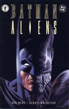 Batman Aliens
