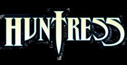 Huntress vol3 logo