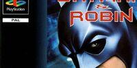 Batman & Robin (Video Game)