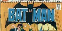 Batman Issue 329