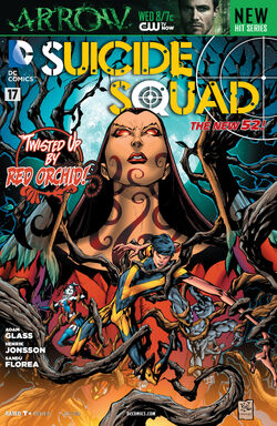 Suicide Squad Vol 4-17 Cover-1