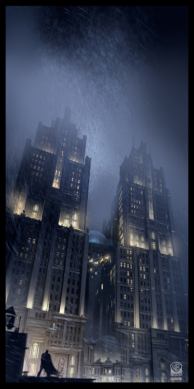 Gotham Royal Hotel Batman Arkhamworld Wiki Fandom