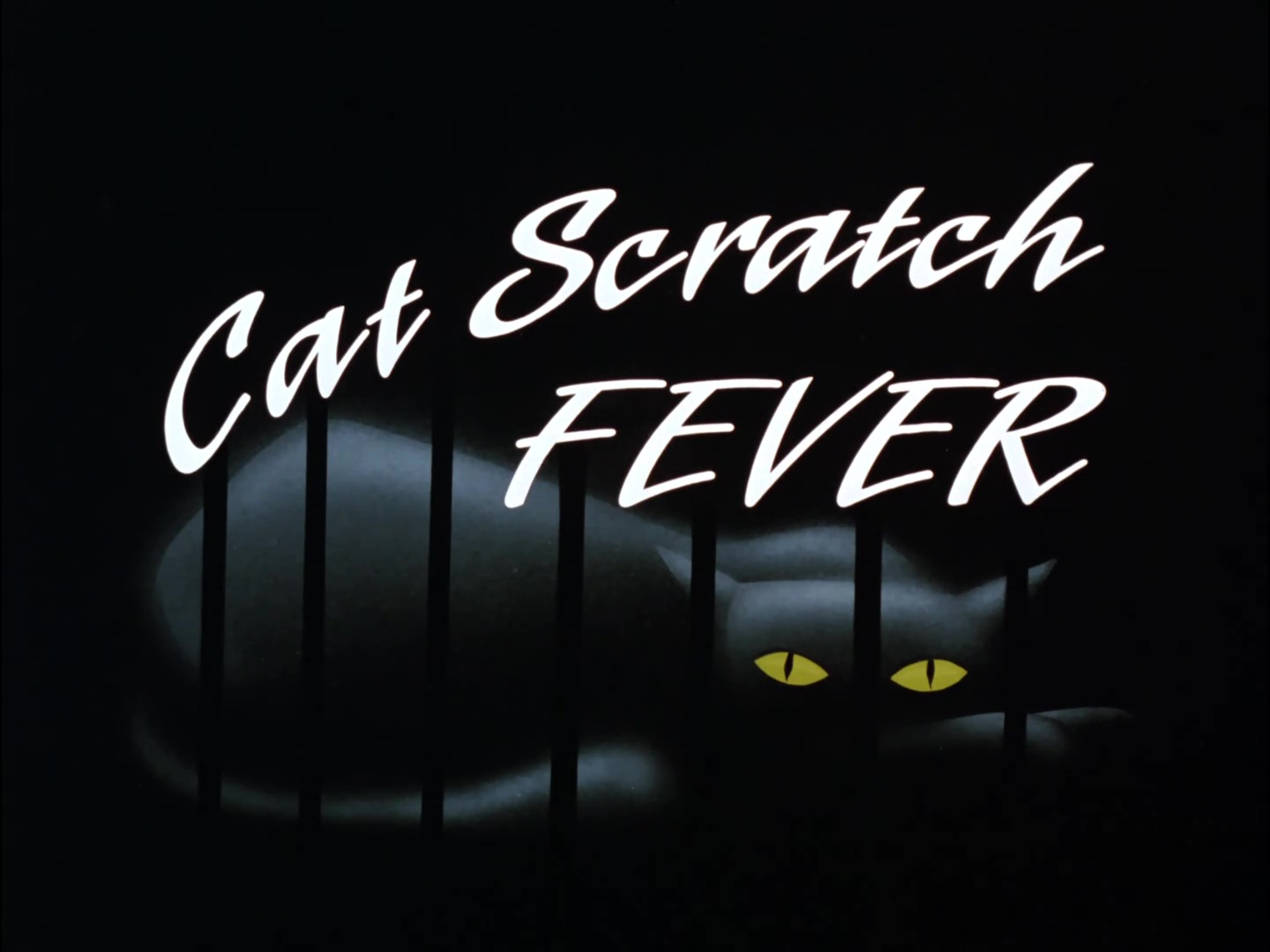 Cat Scratch Fever | Batman:The Animated Series Wiki ...