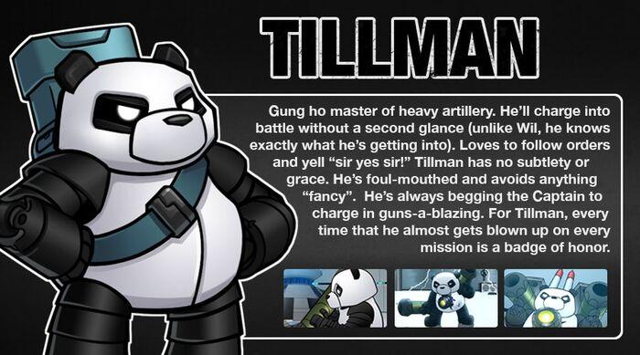 Tillman description