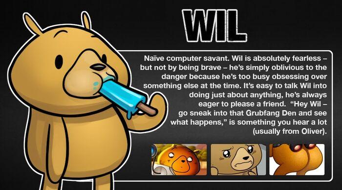 Wil description