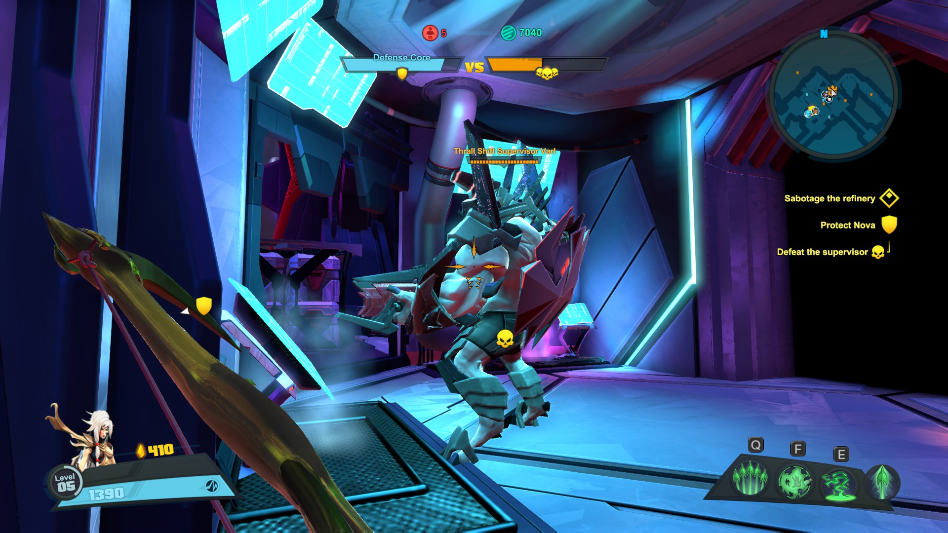 image thrall shift supervisor varl jpg battleborn wiki file thrall shift supervisor varl jpg