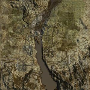 Taraba Quarry ingameMap