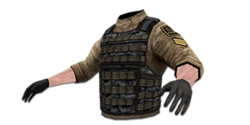 Beta Force Uniform